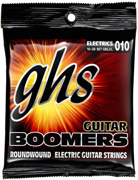 GHS Boomers GB LXL 10-38