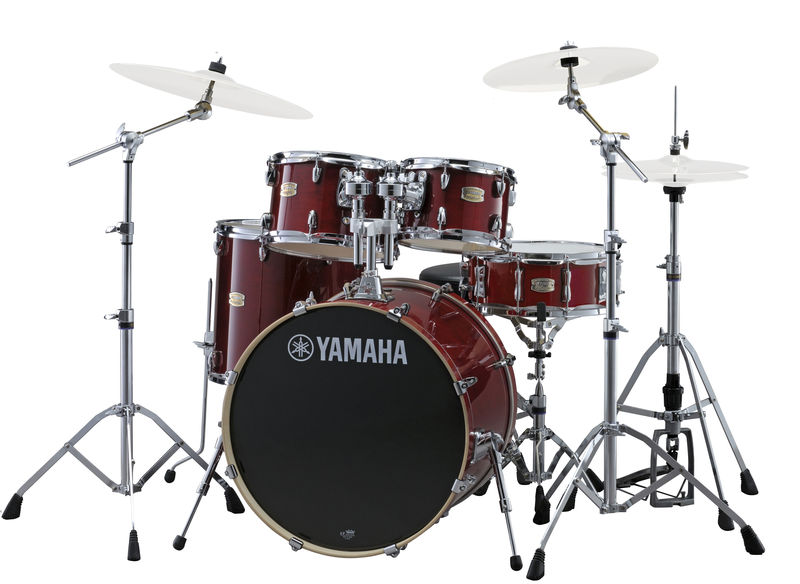 Yamaha Stage Custom Studio Set CR