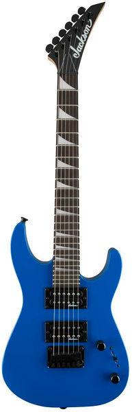 Jackson JS1X Dinky Minion Bright Blue