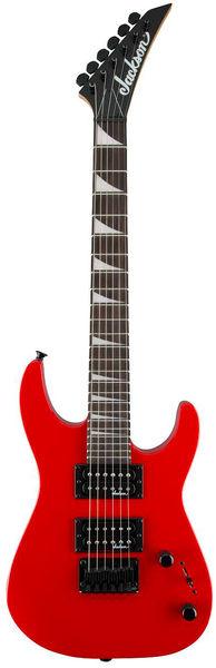 Jackson JS1X Dinky Minion Ferrari Red