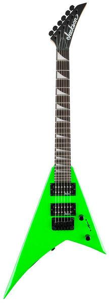 Jackson JS1X Rhoads Minion Neon Green