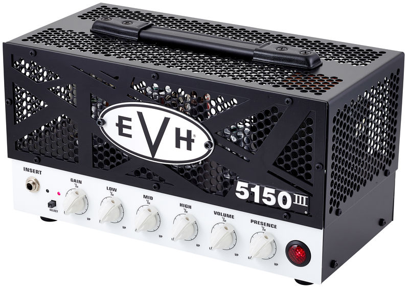 Evh 5150 III 15W LBX Top - Thomann UK