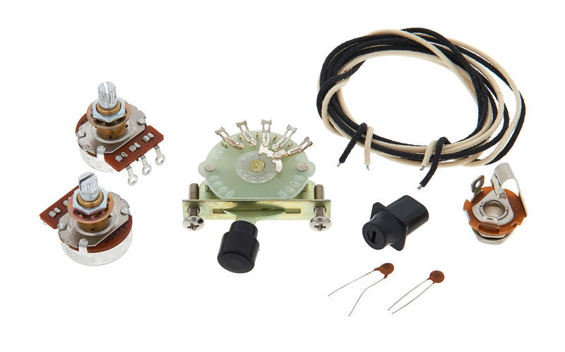 Harley Benton Parts TE-Wiring Kit 4 way