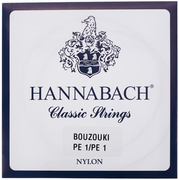 Hannabach Bouzouki Strings Set 2911