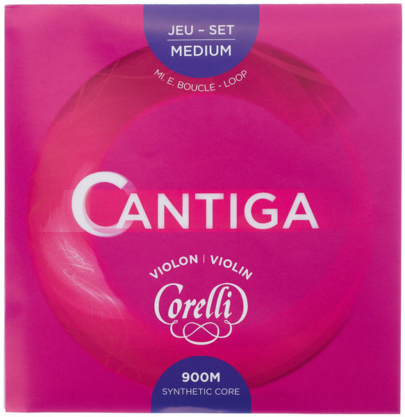 Corelli 900M Cantiga Violin Strings