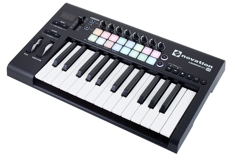 Launchkey 25 MK2 Novation
