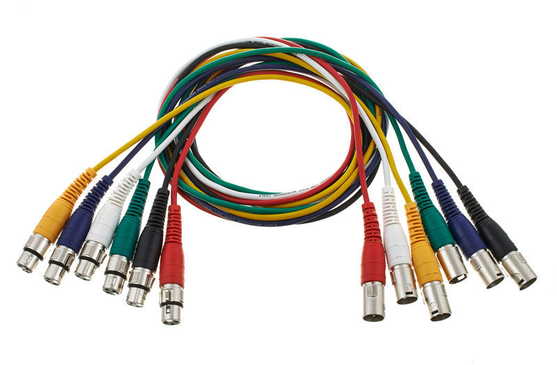 XLR Patchcable 1,5 the sssnake