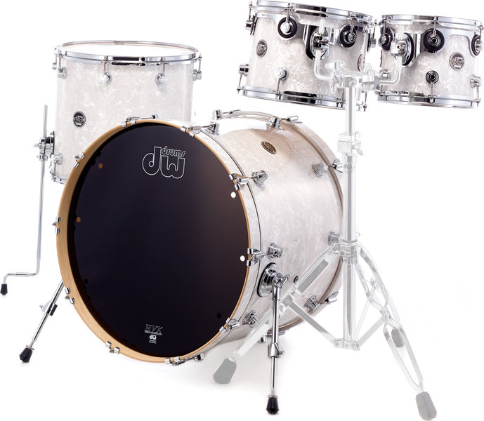 DW Performance Standard White