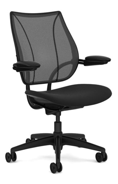 Humanscale Liberty Task Chair Black