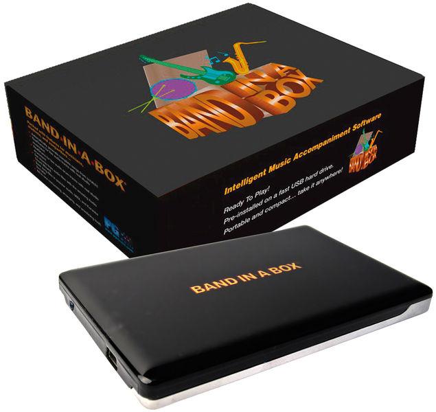 PG Music BiaB 2015 Audiophile Mac G