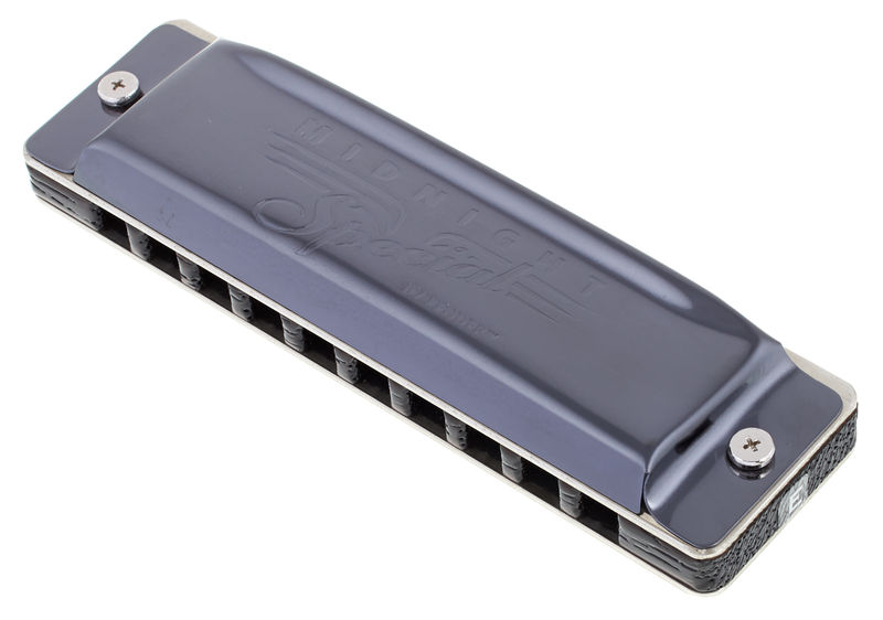 Fender Midnight Special Harmonica E