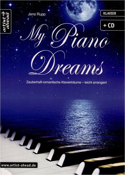 Artist Ahead Musikverlag  My Piano Dreams