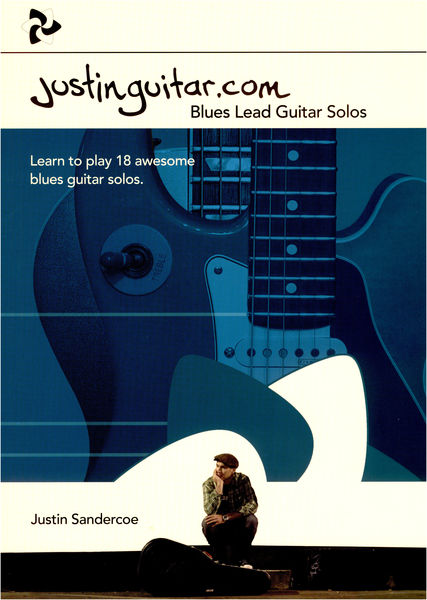 Wise Publications Justinguitar.com Blues Lead