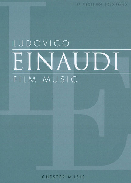 Chester Music Ludovico Einaudi Film Music