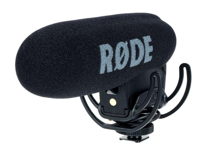 VideoMic Pro Rycote Rode