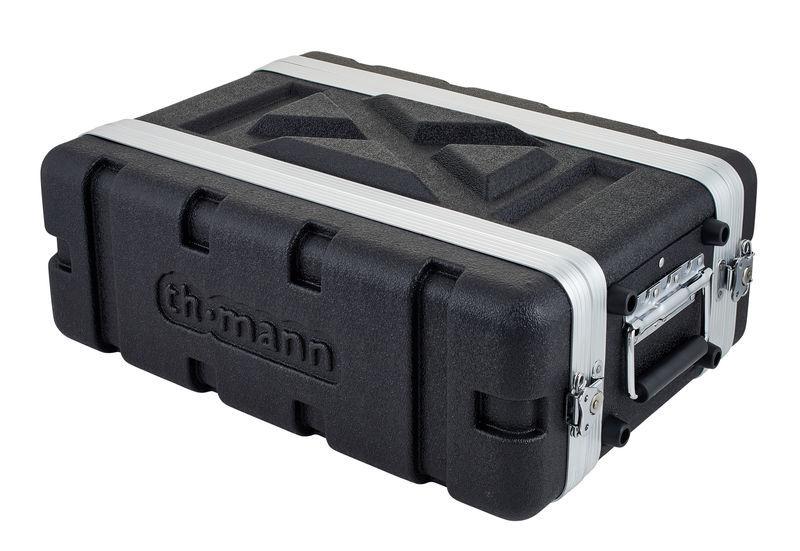 Rack Case 3U Shallow Thomann