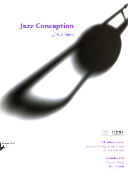 Advance Music Jazz Conception Trombone
