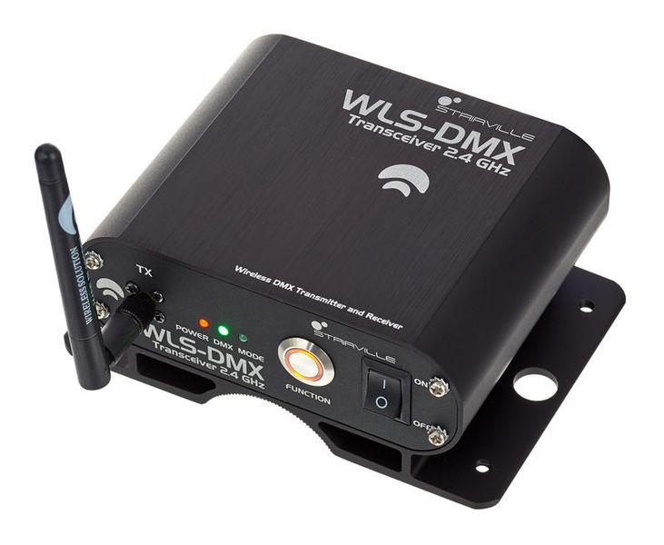 Stairville WLS-DMX Transceiver 2.4 GHz G5