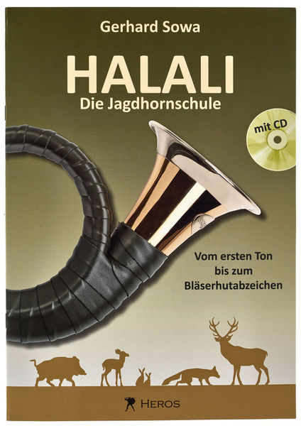Weinberger Musikverlag Halali Jagdhornschule