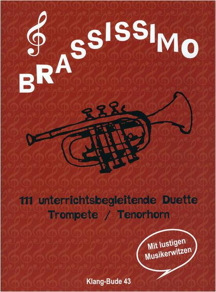 Klang-Bude 43 Brassissimo Trumpet
