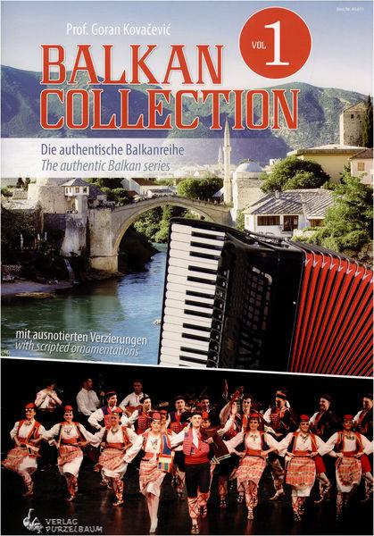 Purzelbaum Verlag Balkan Collection 1