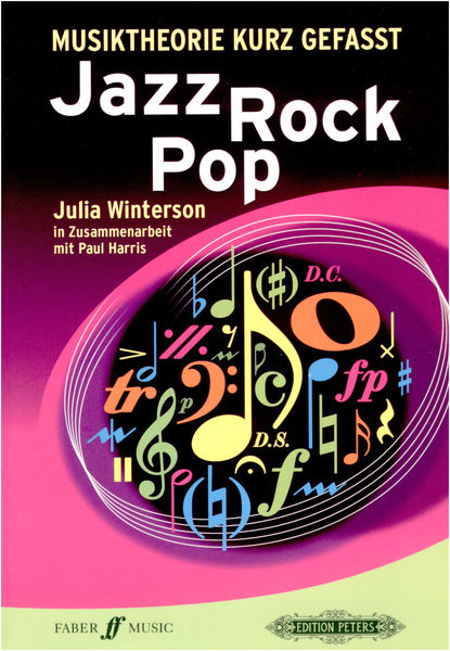 Faber Music Jazz Rock Pop Musiktheorie