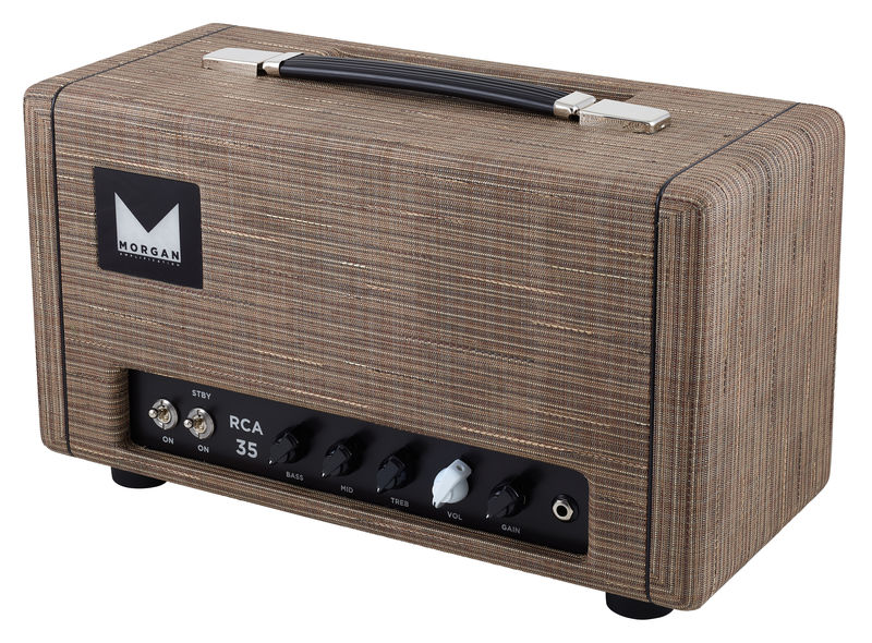 Morgan Amplification RCA35 Head Driftwood