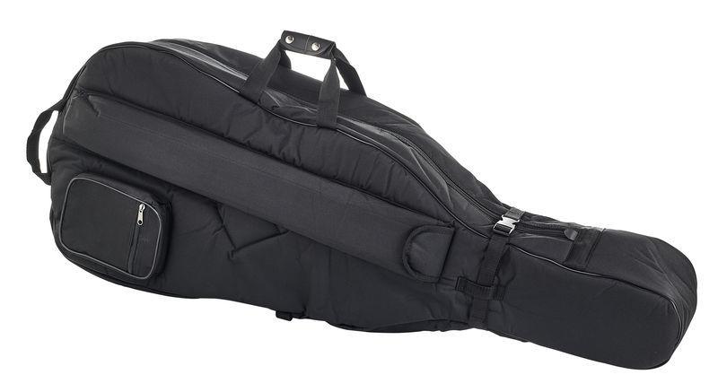 Petz Cello Bag 3/4 BK 15mm