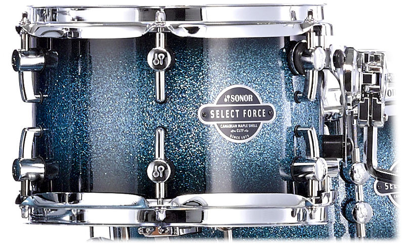 "Sonor 08""x07"" Select Blue Galaxy"