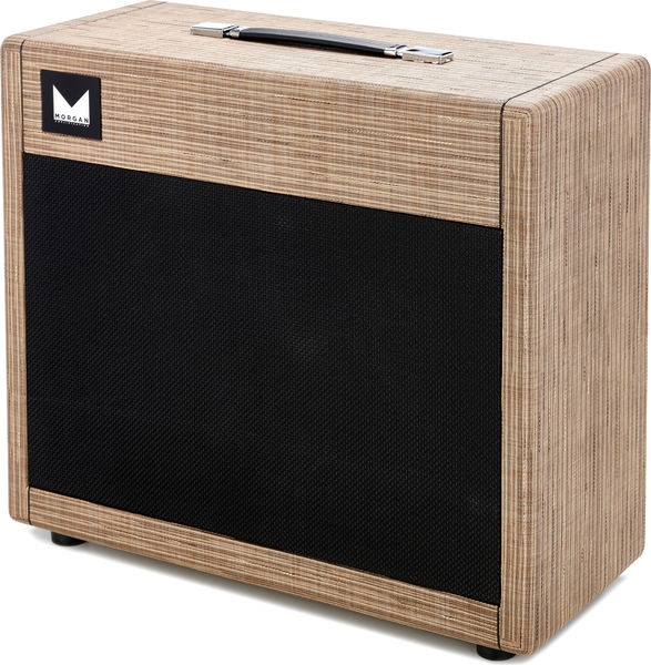 Morgan Amplification 112 Cab Driftwood