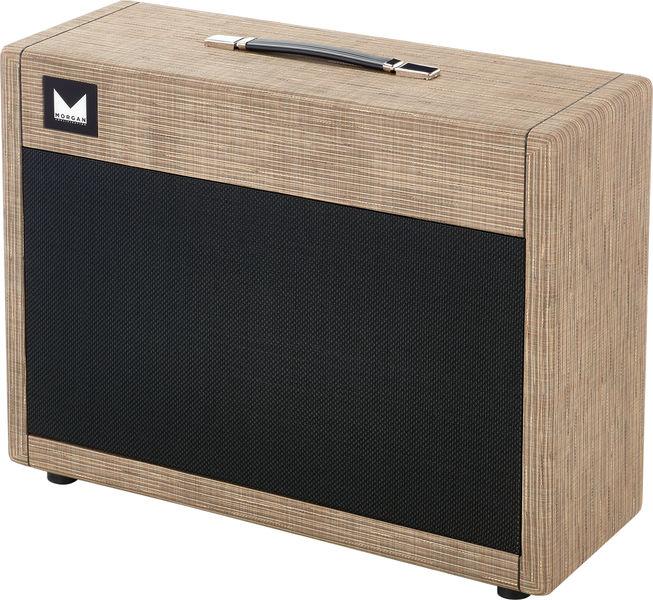 Morgan Amplification 212 Cab Driftwood