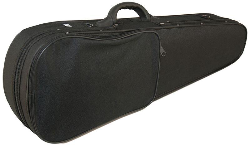 Petz Violin Case 3/4 BK/RD