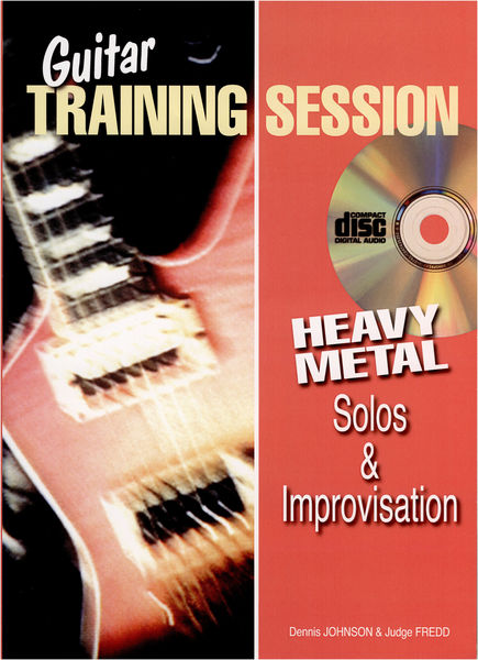 Play-Music Publishing Guitar Training Session: Heavy