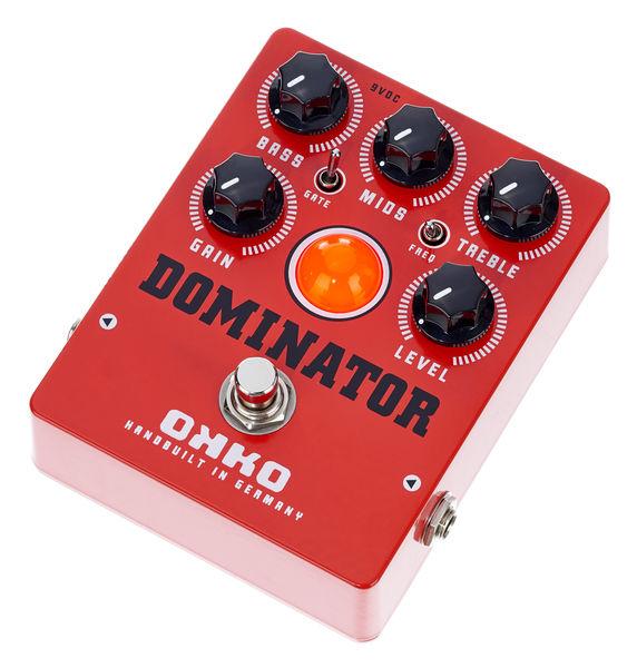 OKKO Dominator Distortion MkII Red
