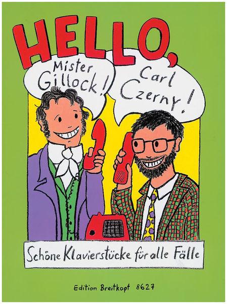Breitkopf & Härtel Hello Mister Gillock