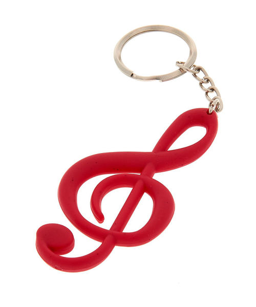 A-Gift-Republic Keyring Treble Clef R Gummy