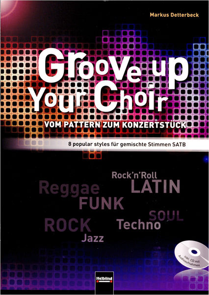 Helbling Verlag Groove up Your Choir