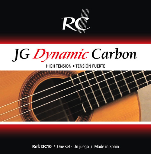 RC Strings JG Dynamic Carbon - DC10