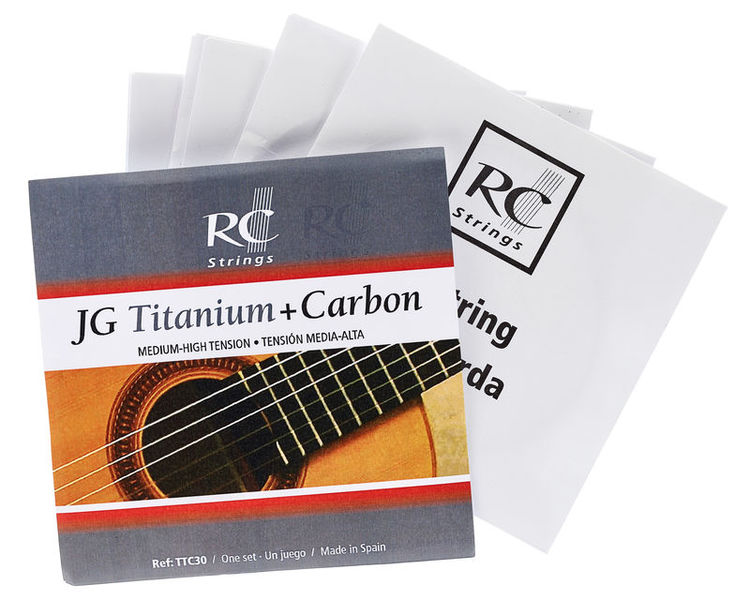 RC Strings JG Titanium and Carbon - TTC30