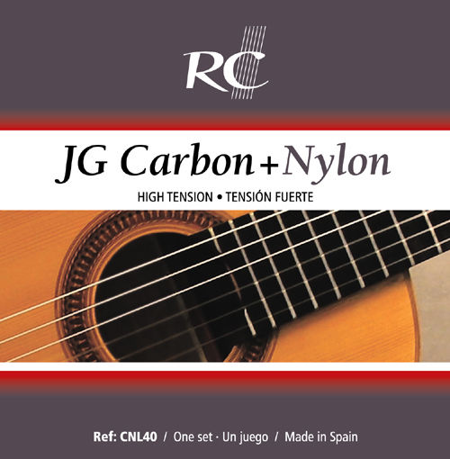 RC Strings JG Carbon and Nylon - CNL40