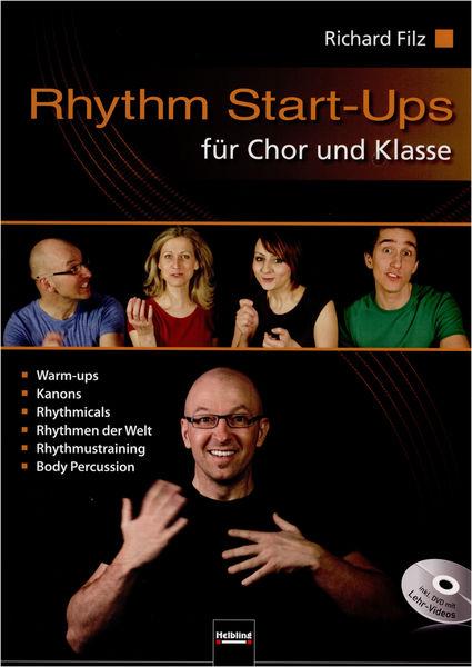 Helbling Verlag Rhythm Start-Ups f.Chor+Klasse