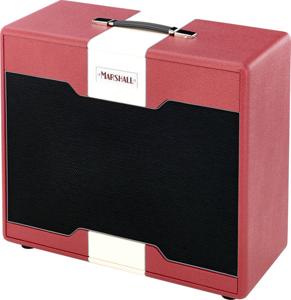 Marshall Astoria2 1x12 Cab red/cream