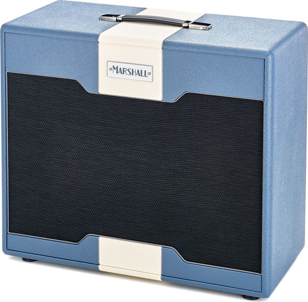 Marshall Astoria3 1x12 Cab blue/cream