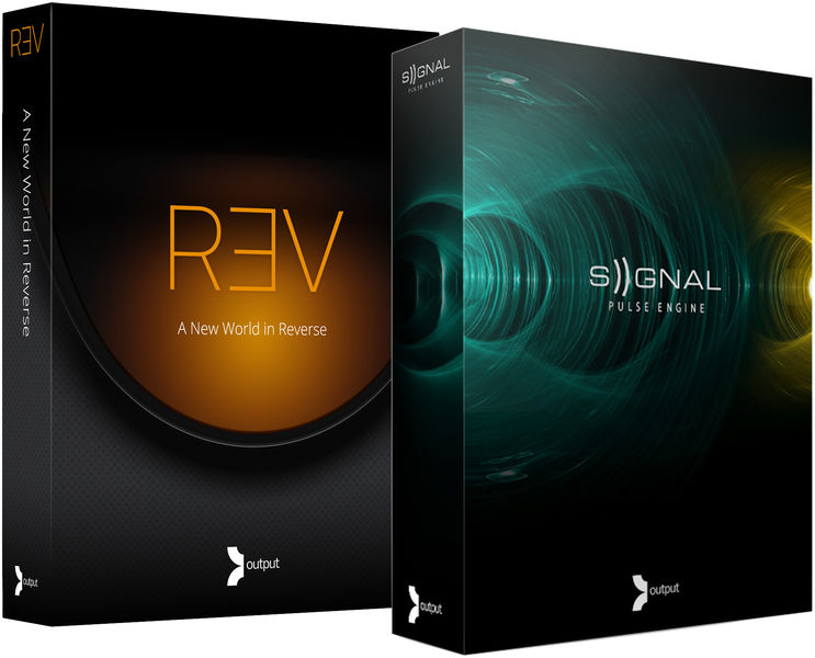 Output REV/Signal Bundle