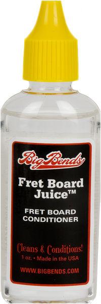 Big Bends Fret Board Juice 1 oz.