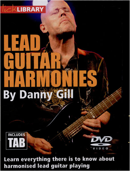 Music Sales Lead Guitar Harmonics
