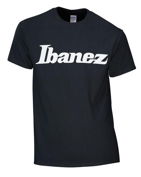 Ibanez T-Shirt Ibanez Logo S