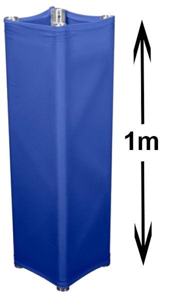 Duratruss Truss Cover 1m blue