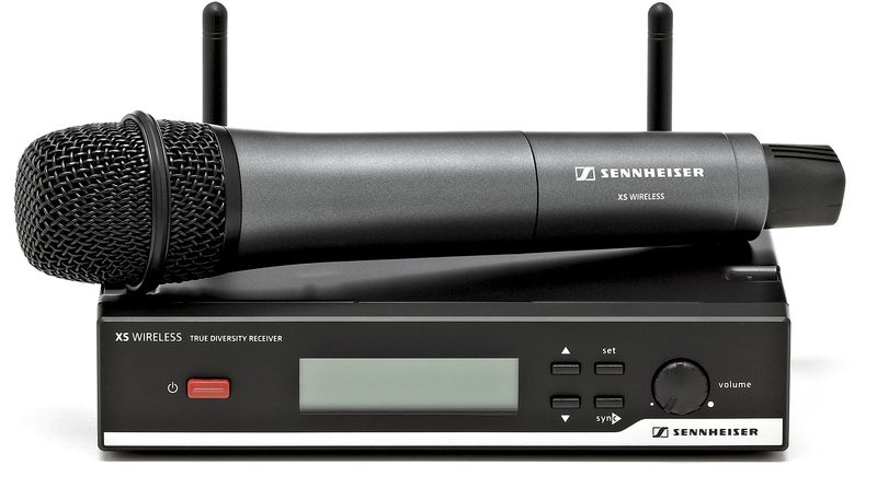 Sennheiser XSw 35 Vocal Set B-Band
