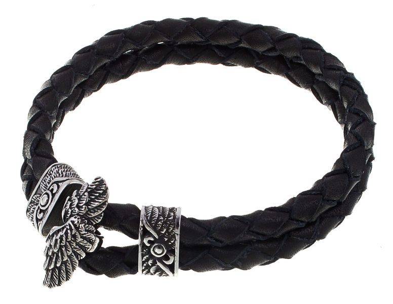 Rockys Bracelet Leather Wings